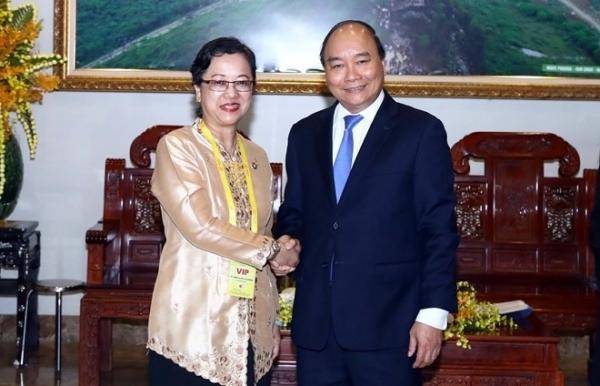prime minister receives un under secretary general