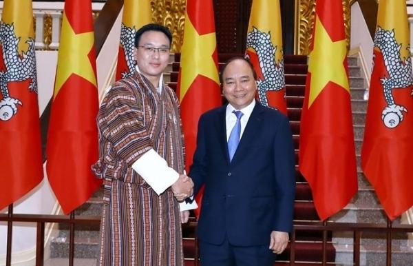 vietnam keen to boost comprehensive relations with bhutan pm