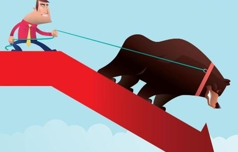 shares adjust following trade war escalation