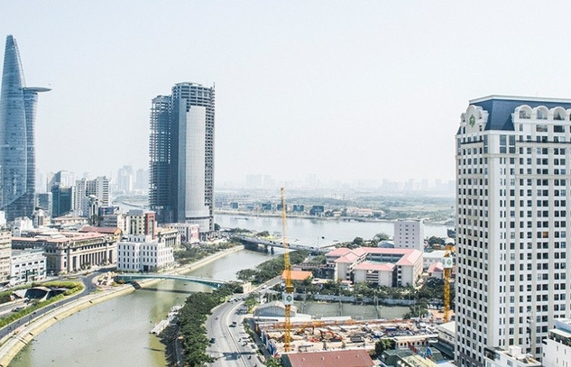 hcm city 468 percent of fdi goes to property sector