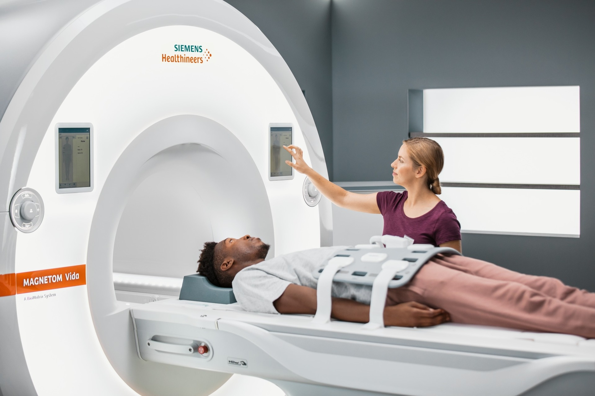 bringing siemens tech to healthcare