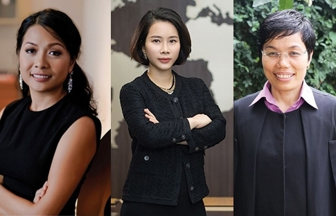 titans of female entrepreneurship