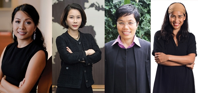titans of female entrepreneurship