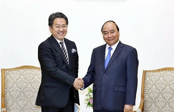 pm nguyen xuan phuc receives jbic governor
