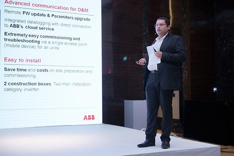 abb tech day digital transformation to accelerate sustainable future