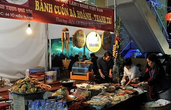 hanoi food festival to whet visitors appetite