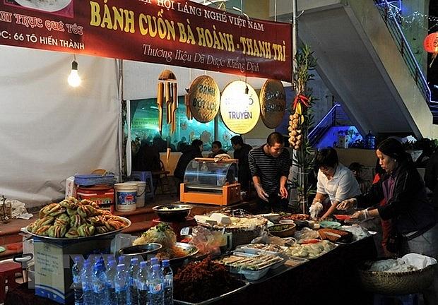 hanoi food festival to whet visitors appetite