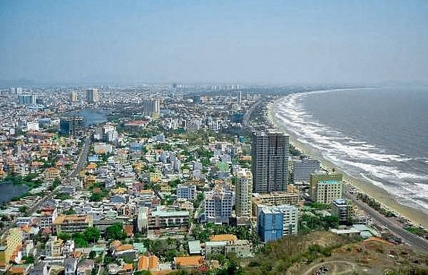 vung tau master scheme adjusted