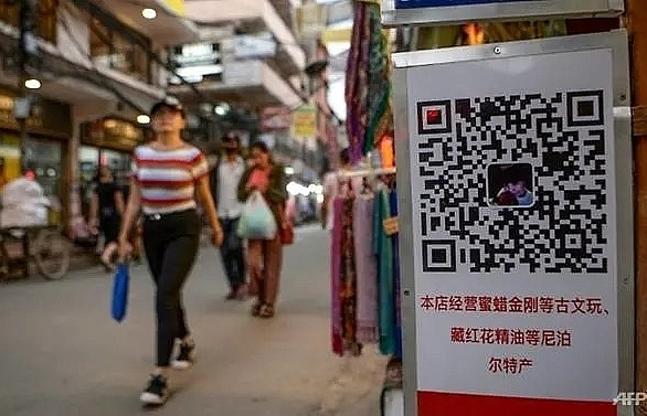 nepal bans chinese digital wallets