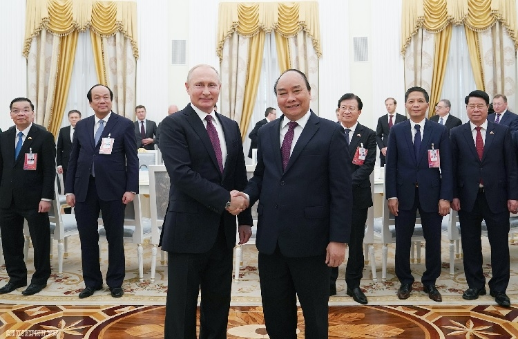 president putin vn russia relations are undoubtedly strategic in nature