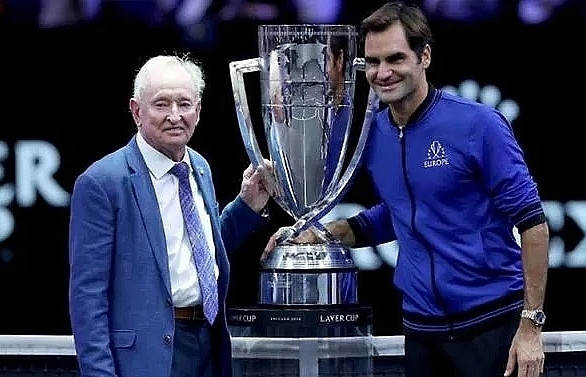 federer hails wonderful laver cup addition to atp tour