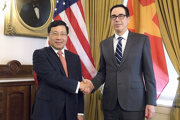 us supports stronger trade and investment ties with vn