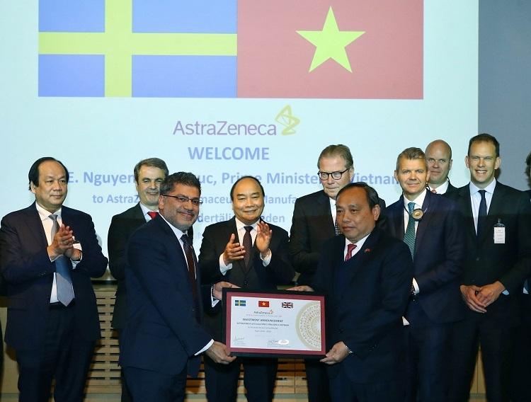 astrazeneca scales up investment in vietnam