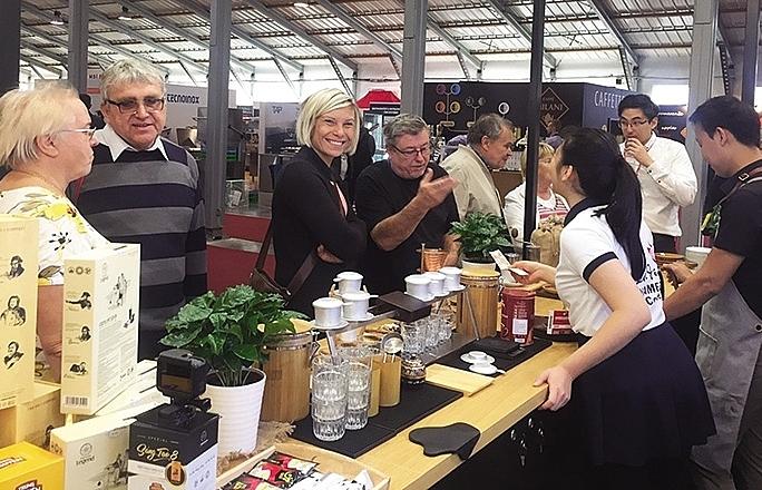 vietnam extends global reach through g7 coffee