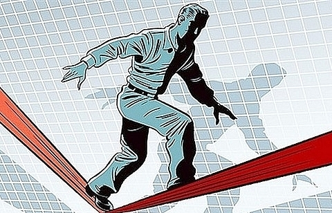 poor sentiment weighs on vn stocks