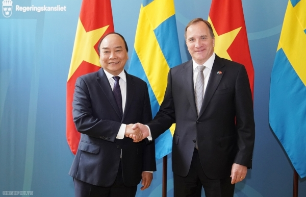 trade and investment play important role in vietnam sweden ties