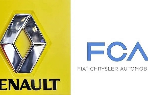 renault and fiat chrysler stuck over merger terms report