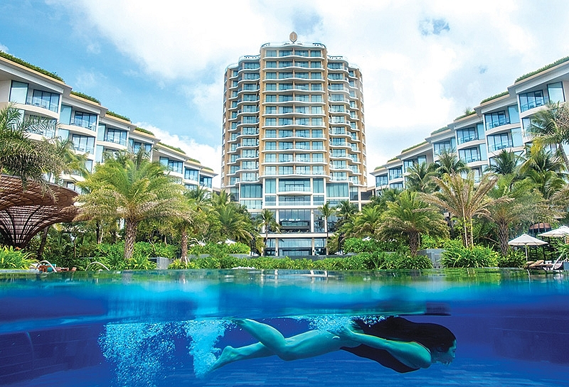 dream vacations at intercontinental phu quoc