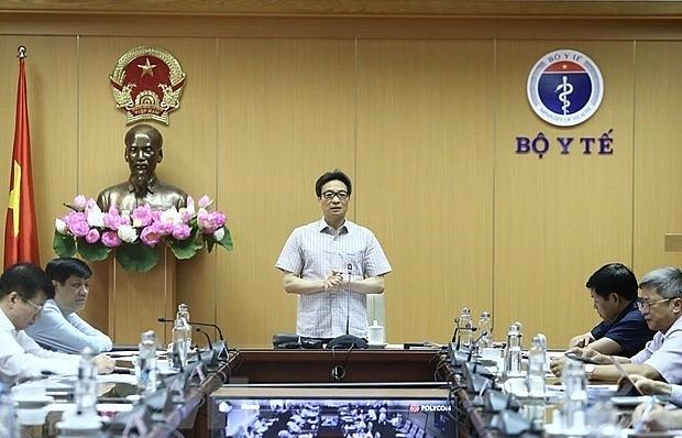steering committee vietnam on top of covid 19