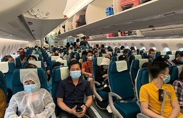 vietnam brings home over 270 citizens from malaysia