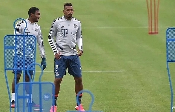 hungry bayern delighted to be back in training says alaba