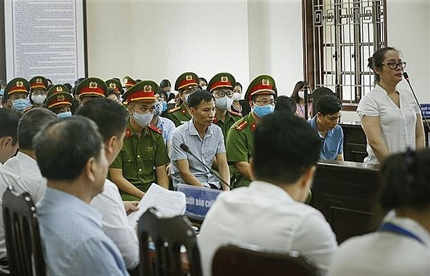 first instance trial on exam cheating scandal in hoa binh opens