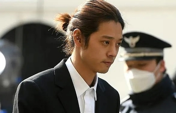 k pop stars gang rape spycam jail terms cut