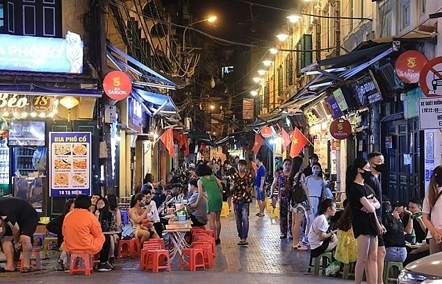 street food vendors required to wear face masks