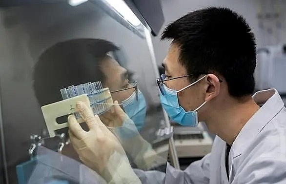 china has fifth covid 19 vaccine in human trial official