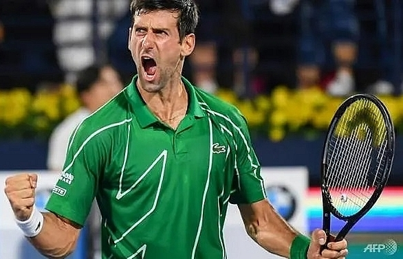 djokovic says can beat slam titles and world number one record