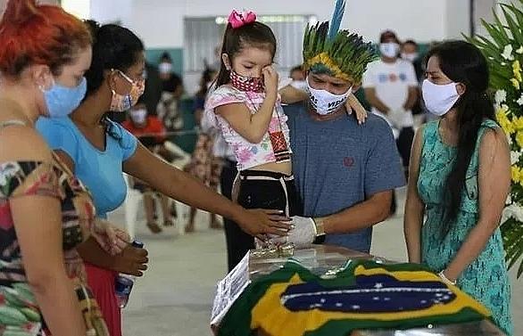 coronavirus infects 38 indigenous groups in brazil