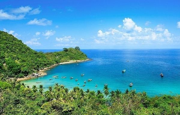 ca mau to open sea route to nam du archipelago phu quoc island