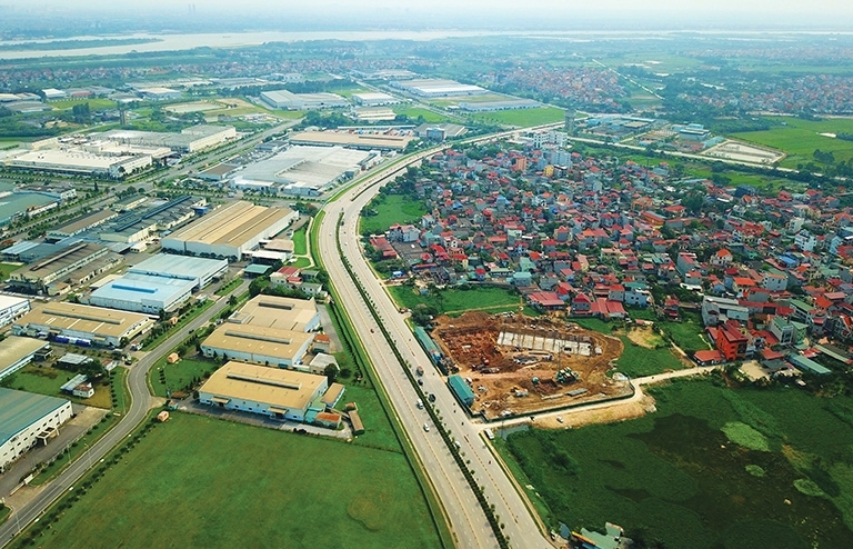 developers dine on industrial land