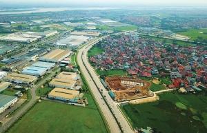 developers dine on industrial land