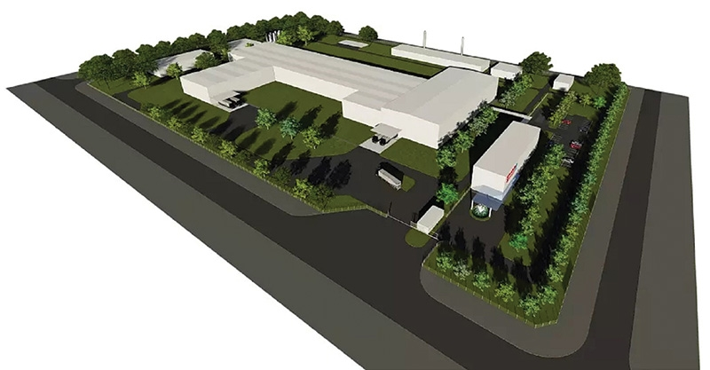 german tape manufacturer to build plant in vietnam