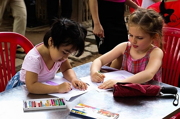 museum to help children discover southeast asian culture