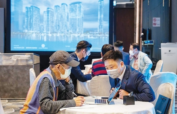 overseas buyers pin hopes on ease of restrictions