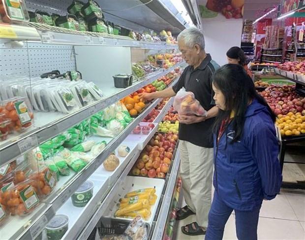 retail sales service revenue hit 735 billion usd in four months