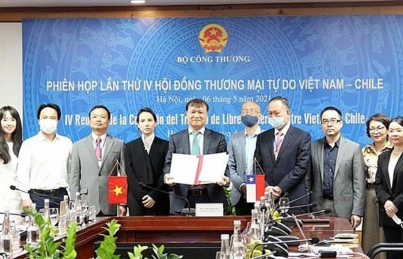 fta providing impetus for vietnam chile trade