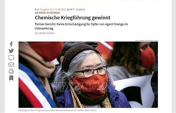 german media plaintiffs and supporters of tran to ngas lawsuit not deterred