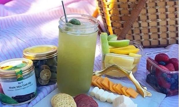 vietnams freeze dried sugarcane juice patented in us