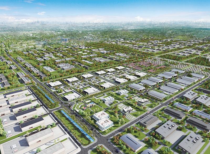 frasers property vietnam unveils first industrial development
