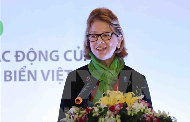vietnamese show stronger interest in legislative body undp representative