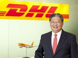 dhl express greater china president takes reins of fastest growing region as asia pacific new ceo