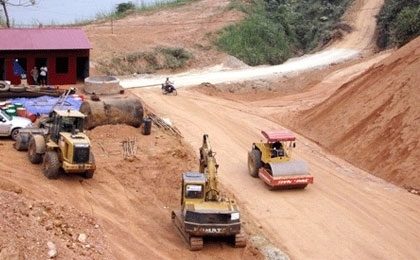 koreans contractors hit bumpy roads