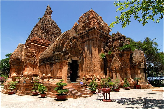 my son sanctuary an exceptional example of cultural interchange
