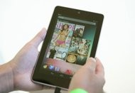 google ramps up competition in hot tablet market