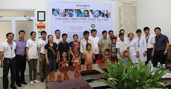 Amway Vietnam helps central children get better lives