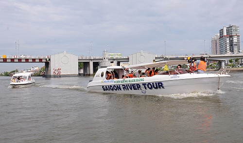 Ho Chi Minh City officially launches river tours
