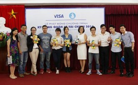 visa brings financial football to vietnam